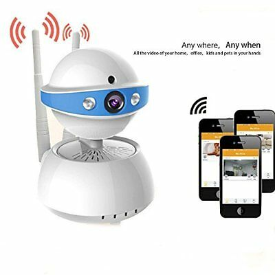Wireless WiFi Baby Monitor IP Security Camera HD Night Vision Two-Way Audio NEW