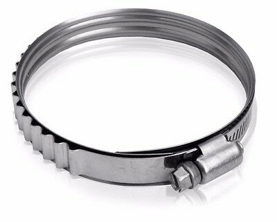 """1-31/32"""" to 2-7/8"""" Murray Constant Tension Turbo Seal Hose Clamps TSS36S30EP"""