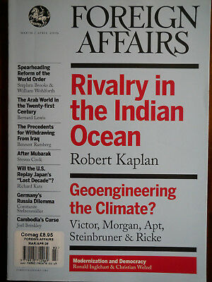 Foreign Affairs Magazine March/April 2009