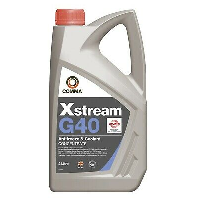 Comma Xstream G40 Antifreeze / Coolant - Concentrated (XSG402L) - 2 Litres