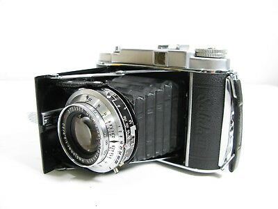 Collectible Vintage Camera Solida III Schneider Kreuznach Radionar 2.9/80