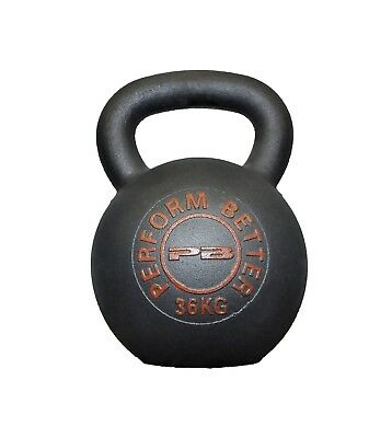 Perform Better First Place Gravity Cast Iron Kettlebell, 36 kg. Free Delivery