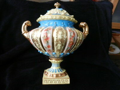 Beautiful Sevres Covered Urn