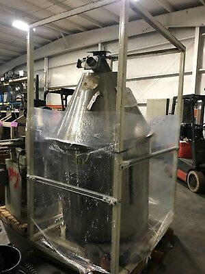 Wittmann Nucon Stainless Steel Drying Hopper YF-152M
