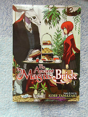 Manga The Ancient Magus Pride Vol.1 englisch