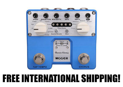 Mooer Audio Twin Series Reverie Chorus FREE INTERNATIONAL SHIPPING