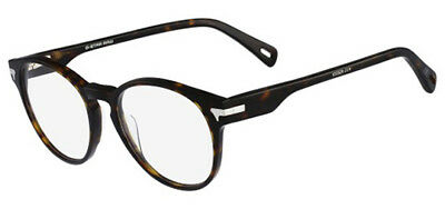 G-Star Raw Optical Thin Jenkin Havana Eyeglasses Frames GS2626 214