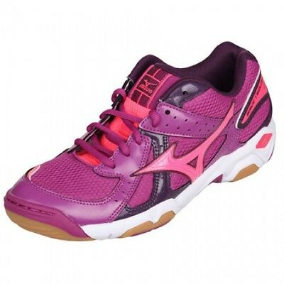 Mizuno Wave Twister 4 Ladies Netball Shoes SIZE 6 (39)