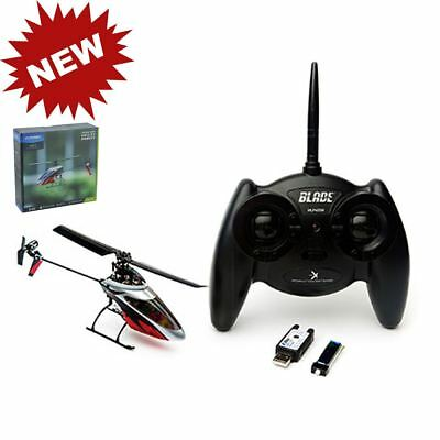 Blade BLH2900 mSR S RTF Helicopter SAFE Tech w/ Radio, Battery & Charger