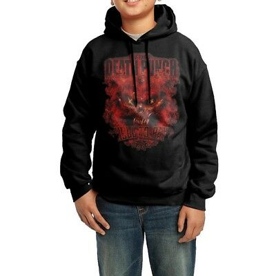 (XL) - YHTY Youth Boys/Girls Hoodie Five Finger Death Punch Black. Free Shipping