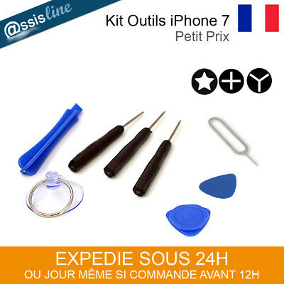 Kit Outils Tournevis Triwings Y0.6 Iphone 4/5/5S/5C/6/6S/7/8/x + Plus Ipad Ipod