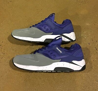 official photos edd06 1b68e SAUCONY GRID 9000 Gray Blue Size 13 US Jazz Shadow Running Shoes Sneakers