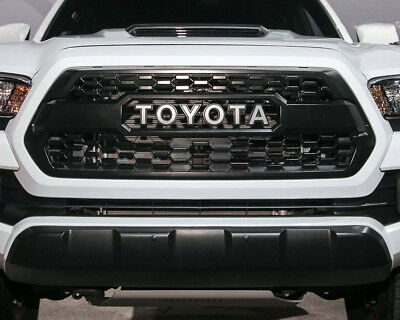 NEW OEM 2016 2017 Toyota Tacoma TRD PRO Grille Insert PT228-35170 Grill