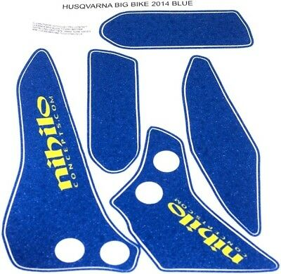 Husqvarna WR125 2014 - 2015 Nihilo Grip Tape Blue MX Bike Parts