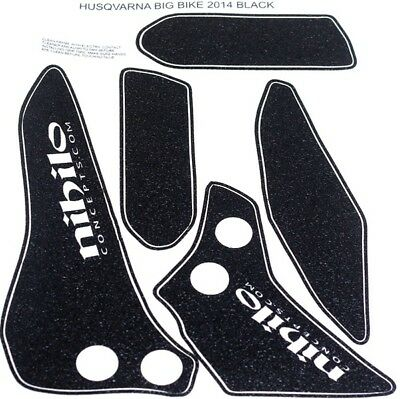 Husqvarna TC250 2014 - 2015 Nihilo Grip Tape Black MX Bling Bike Parts