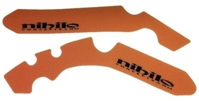 KTM125 SX 2011 - 2015 Nihilo Grip Tape Orange MX Bling Bike Parts