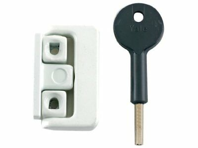 Yale Locks 8K101 Window Latches Multi Pack of 4 Electro Brass Visi Pack