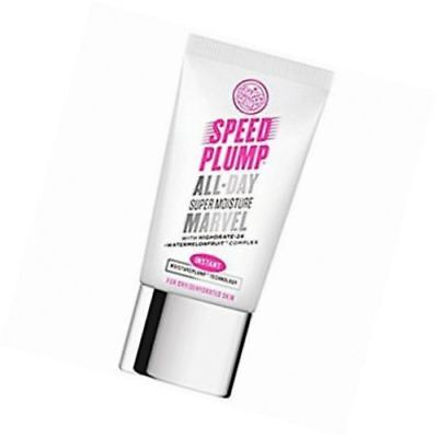 Soap and Glory, Speed plump, All day Super moisture Marvel, new and boxed, 50ml