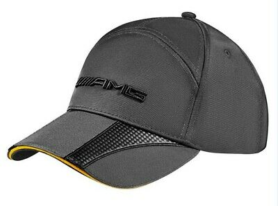 Original Mercedes-Benz Collection AMG GT Baseball Cap Schirmmütze anthrazit