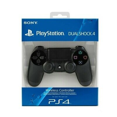 Controller Wireless Dual Shock 4 - black  PS4  (Sony)