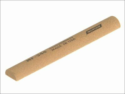 India - MF344 Half Round File 100mm x 12mm - Medium