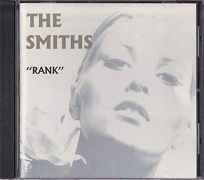 The Smiths Rank Japan 1st CD 1988 VDP-1356