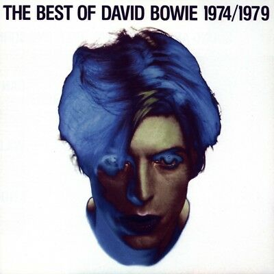 NEW David Bowie The Best Of 1974-1979 18 Track CD Greatest Hits Very Singles 79