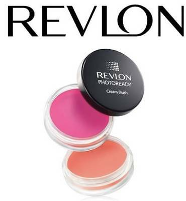 Revlon Photoready Cream Blush * Choose Your Colour * Brand New