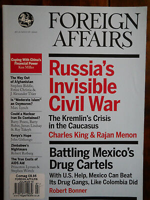 Foreign Affairs Magazine July/August 2010