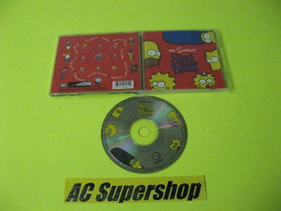 The Simpsons sing the blues - CD Compact Disc