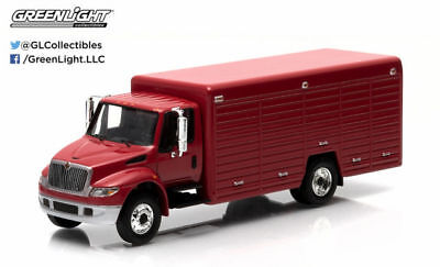1/64 GREENLIGHT 2013 International Durastar 4400 Beverage Truck