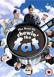 CHEWIN CHEWING THE FAT - The Best Of The TV Series Makers Of Still Game DVD NEW