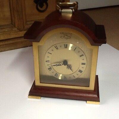 Tempus Fugit Carriage Clock Immaculate Working GOING FOR ROCK BOTTOM PRICE