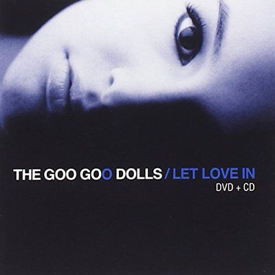 GOO GOO DOLLS - Let Love In Spec Ed / - 2 CD - Pal Special Edition - SEALED/NEW