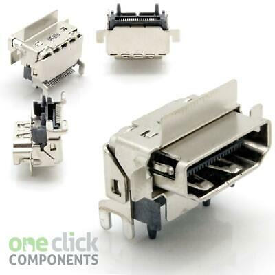 Replacement Microsoft XBOX One S Console HDMI Port Socket Jack Plug Connector