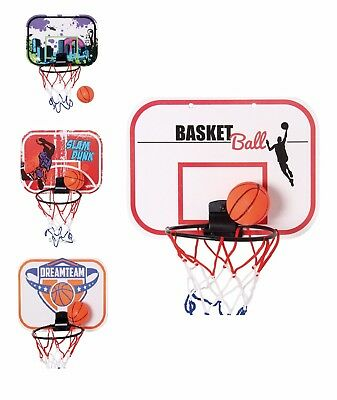 how to set hoop nets