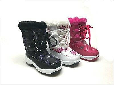 Brand New  Girl's Winter Snow Boots Size 9 - 4