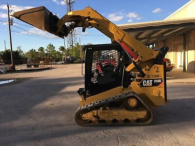 2015 CAT 259D Two Speed Hours 1156!!!