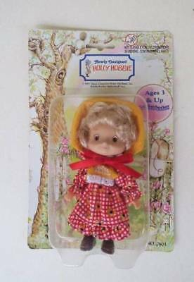 Vintage Holly Hobbie Knickerbocker Toys Small Doll 13cm #7803 Original Packaging