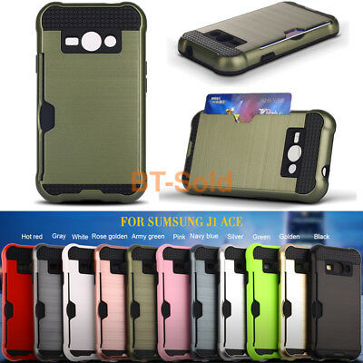For Samsung Galaxy J1 J1 Ace J1 2016 Phone Case Brushed Rugged Armor Cover Skin