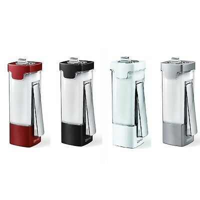 NEW ZEVRO THE PORTION PRO SUGAR DISPENSER Coffee Hot Chocolate Salt 4 COLOURS