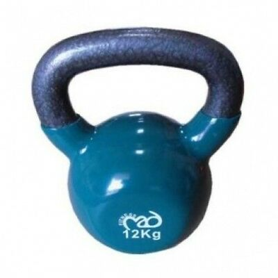 (12, Green) - Fitness-Mad Kettlebell. Fitness Mad. Free Shipping