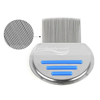 1 Pack Lice Comb Treatment Head Lice Egg Removal Stainless Steel - SAME DAY SHIP