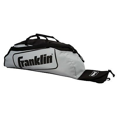 (Gray) - Franklin Sports Junior Equipment Bag. Shipping Included