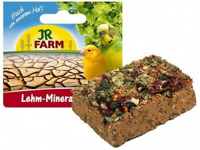 JR Farm Lehm-Mineral Pickstein 75g
