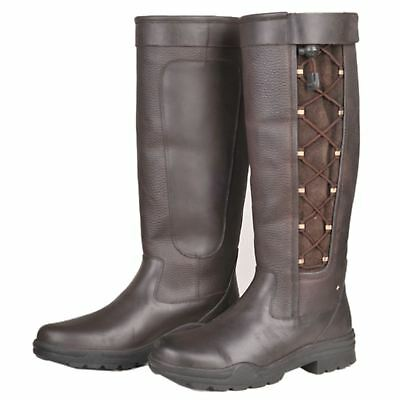 HKM Winterreitstiefel MADRID, Fashion, Membran, braun