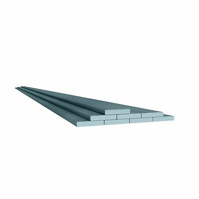 ALUMINIUM FLAT BAR - ALUMINIUM- Flat Bar / Plate / Strip Many sizes and lengths!
