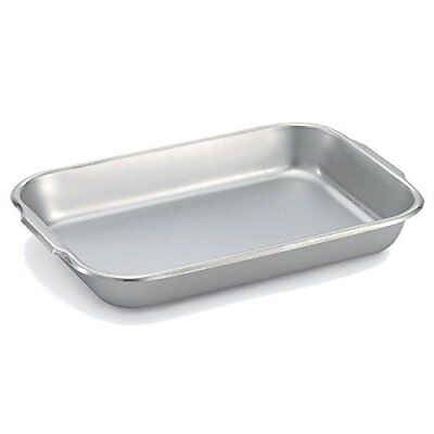 Vollrath 61230 3 5 Qt Bake and Roast Pan, Stainless Steel, 147/8 x 101/4 x New