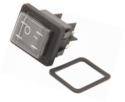Sunkist 15D Rocker Switch and Switch Seal for Sunkist No. 8 Commercial Juicers a