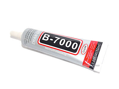 New 50ML Multi-Purpose Glue Adhesive B-7000 For Mobile Phone US Seller Fast Ship